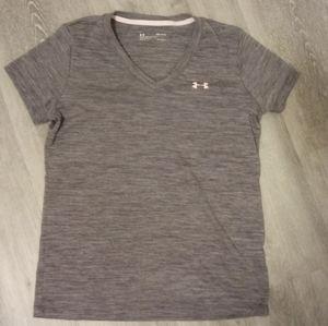 Under Armour workout t shirt. HeatGear. M